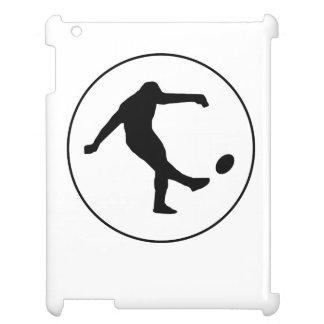 Rugby Kick Circle iPad Case