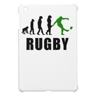 Rugby Kick Evolution (Green) Case For The iPad Mini