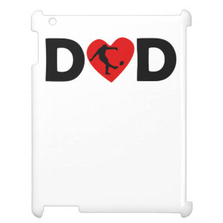 Rugby Kick Heart Dad Cover For The iPad