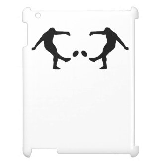 Rugby Kick Mirror Image Case For The iPad