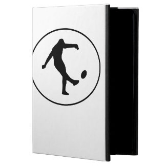 Rugby Kick Oval iPad Air Covers
