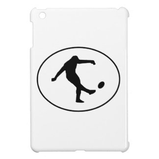 Rugby Kick Oval Cover For The iPad Mini