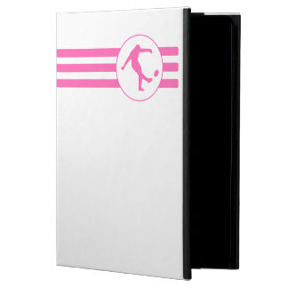 Rugby Kick Stripes (Pink) Case For iPad Air
