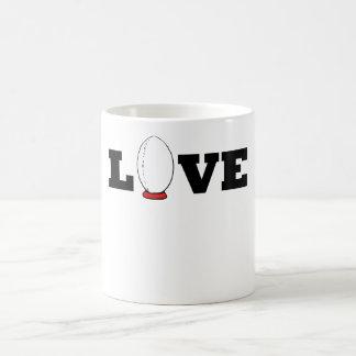 Rugby Love Coffee Mug