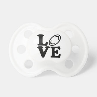 Rugby love pacifier