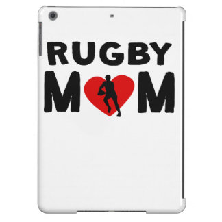 Rugby Mom Cover For iPad Air
