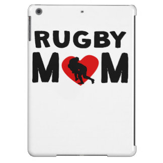 Rugby Mom iPad Air Cover