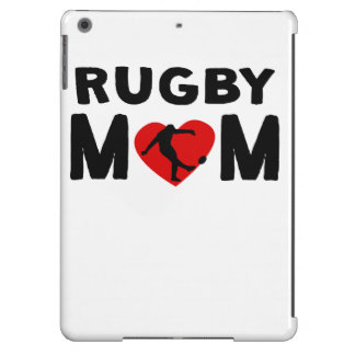 Rugby Mom iPad Air Covers