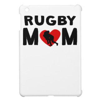 Rugby Mom iPad Mini Cover