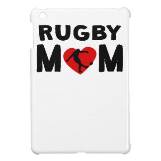 Rugby Mom iPad Mini Covers