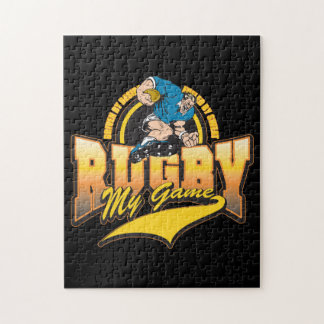 Rugby My Game Jigsaw Puzzle