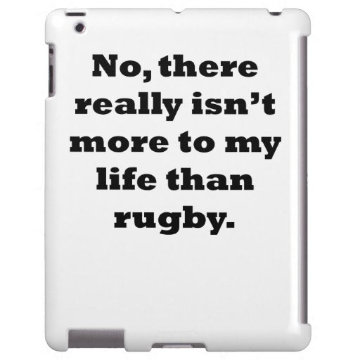 Rugby My Life