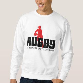 Rugby No Winners Only Survivors Sweatshirt