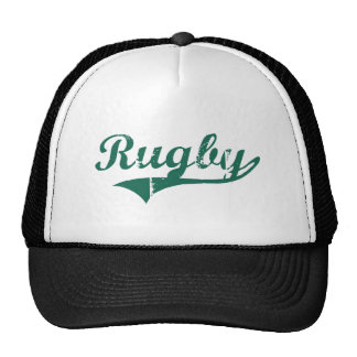 Rugby North Dakota Classic Design Trucker Hat