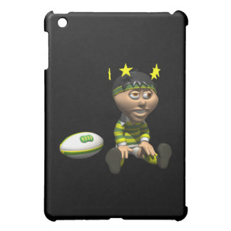 Rugby Player 3 Case For The iPad Mini
