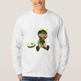 Rugby Player 3 T-shirts
