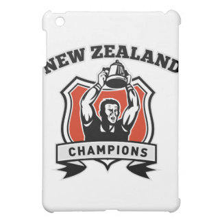 Rugby player championship cup New Zealand Cover For The iPad Mini
