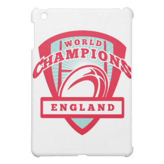 Rugby player England Champions shield Case For The iPad Mini