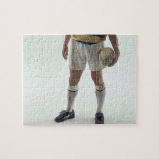 Rugby player jigsaw puzzle