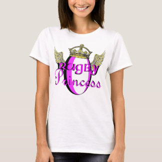 Rugby Princess T-Shirt