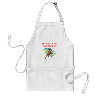 rugby standard apron
