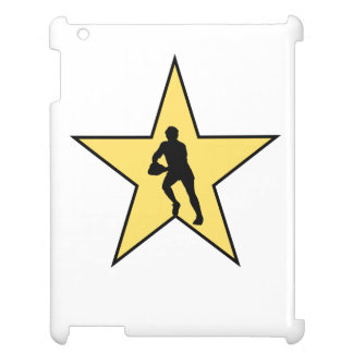 Rugby Star iPad Cover