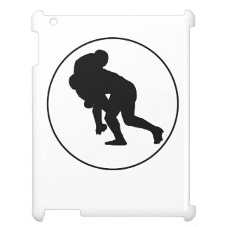 Rugby Tackle Circle Case For The iPad