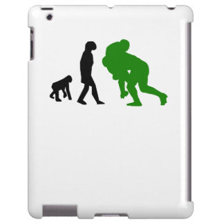 Rugby Tackle Evolution (Green)