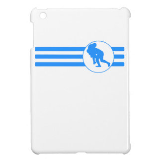 Rugby Tackle Stripes (Blue) iPad Mini Cases