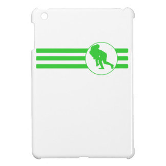 Rugby Tackle Stripes (Green) iPad Mini Covers