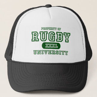 Rugby University Trucker Hat