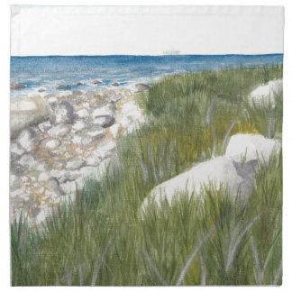 Rügen Beach Napkin