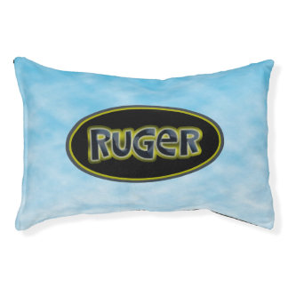 RUGER SMALL DOG BED