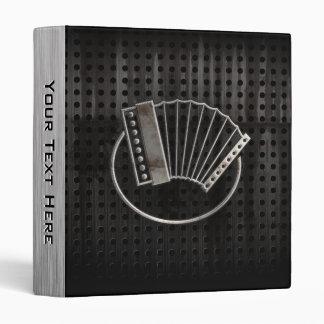 Rugged Accordion Vinyl Binders