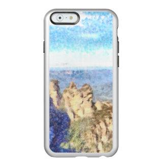 Rugged and beautiful mountains incipio feather® shine iPhone 6 case