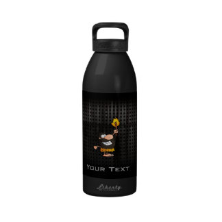 Rugged Caveman Water Bottle