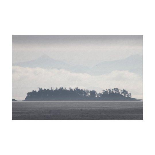 Rugged Coast 3 Canvas Print