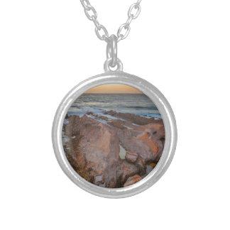 Rugged Coast Montana De Oro Silver Plated Necklace