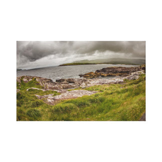 """Rugged coastline, Ireland"" wall art"