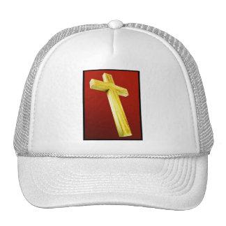 Rugged Cross Trucker Hat