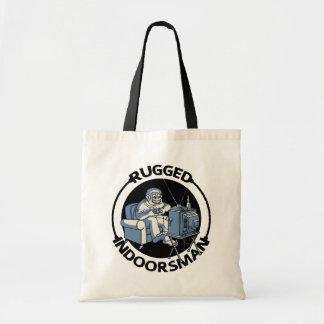 Rugged Indoorsman II Tote Bag