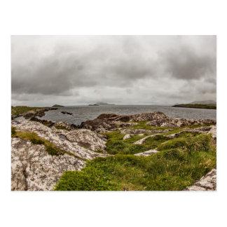 """Rugged Irish Coastline"" postcards"