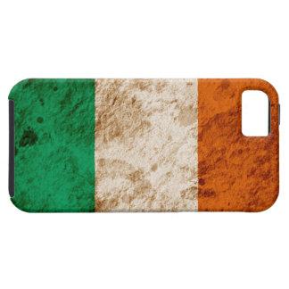 Rugged Irish Flag iPhone 5 Case