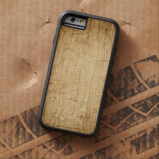Rugged Manly Lumberjack Wood XTreme Iphone 6 Case Tough Xtreme iPhone 6 Case