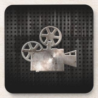 Rugged Movie Camera Coaster