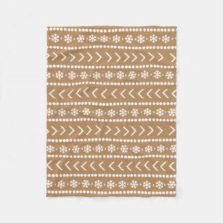 Rugged Snow blanket - tan