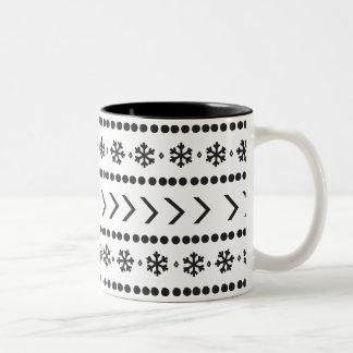 Rugged Snow mug
