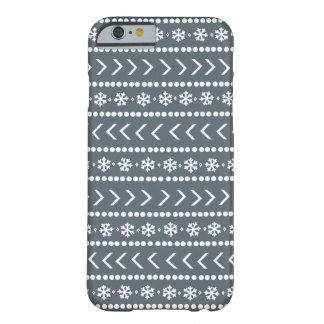 Rugged Snow phone case - grey