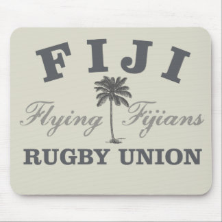 Ruggershirts Fiji Rugby Mousepad