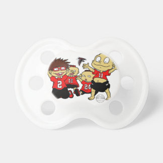 Rugrats Falcons Pacifier